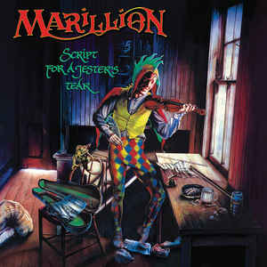 MARILLION – SCRIPT FOR A JESTER'S TEAR (2020 STEREO MIX) (LP)