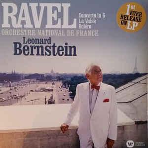 RAVEL, M. – CONCERTO IN G/LA VALSE/BOLERO (LP)