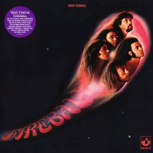 DEEP PURPLE – FIREBALL (REMASTERED PURPLE VINYL) (LP)