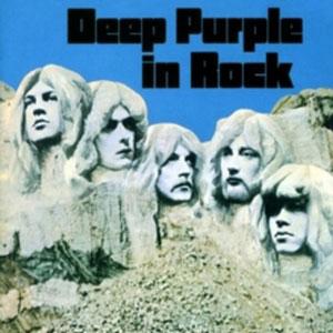 DEEP PURPLE – IN ROCK (LP)