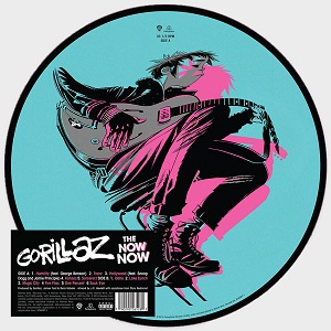 GORILLAZ – NOW NOW (LP)