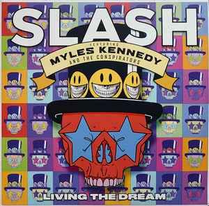 SLASH FEAT. MYLES KENNEDY – LIVING THE DREAM (2xLP)