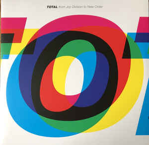 NEW ORDER/JOY DIVISION – TOTAL: FROM JOY DIVISION TO NEW ORDER (2xLP)