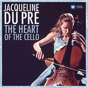 JACQUELINE DU PRE – THE HEART OT THE CELLO (LP)