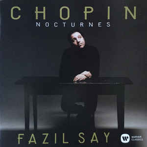 SAY FAZIL – CHOPIN : NOCTURNES (CD)