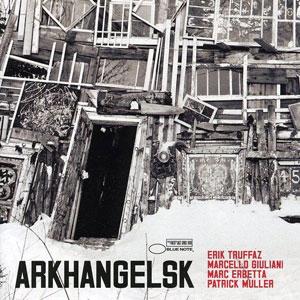 TRUFFAZ, ERIK – ARKHANGELSK/EDTION 10EME ANNIV (2xLP)