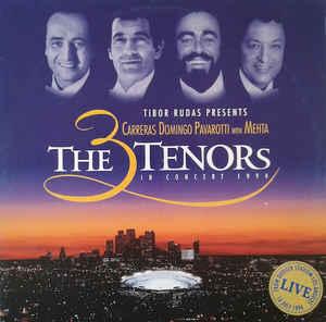THREE TENORS – IN CONCERT 1994 (2xLP)