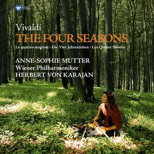VIVALDI, A. – FOUR SEASONS (LP)