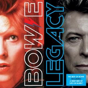 BOWIE, DAVID – LEGACY (2xCD)