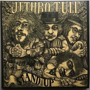 JETHRO TULL – STAND UP [NEW STEVEN WILSON MIXES] VINYL LP (LP)
