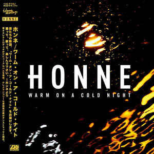 HONNE – WARM ON A COLD NIGHT (LP)