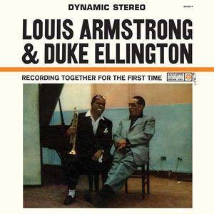 ARMSTRONG, LOUIS/DUKE ELLINGTON – TOGETHER FOR THE FIRST TIME (LP)