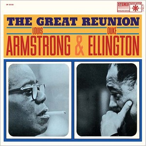 ARMSTRONG, LOUIS/DUKE ELL – GREAT REUNION (LP)