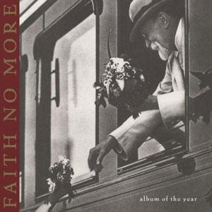 FAITH NO MORE – ALBUM OF THE YEAR (2xLP)