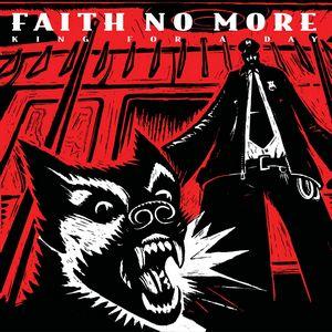 FAITH NO MORE – KING FOR A DAY, FOOL FOR A LIFETIME 2 X 180 GR. VINYL LP (2xLP)