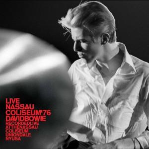 BOWIE, DAVID – LIVE NASSAU COLISEUM '76 (2xLP)