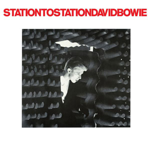 BOWIE, DAVID – STATION TO STATION (2016 REMASTERED) (LP)