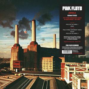 PINK FLOYD – ANIMALS [2011 – REMASTER] (LP)