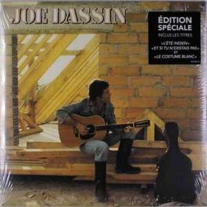 DASSIN, JOE – JOE DASSIN (LP)