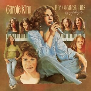 KING, CAROLE – HER GREATEST HITS (SONGS OF LONG AGO) (LP)