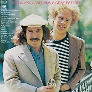 SIMON & GARFUNKEL – GREATEST HITS (LP)