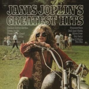 JOPLIN, JANIS – JANIS JOPLIN'S GREATEST HITS (LP)