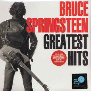 SPRINGSTEEN, BRUCE – GREATEST HITS (2xLP)