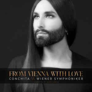 WURST, CONCHITA & WIENER SYMPHONIKER – FROM VIENNA WITH LOVE (CD)