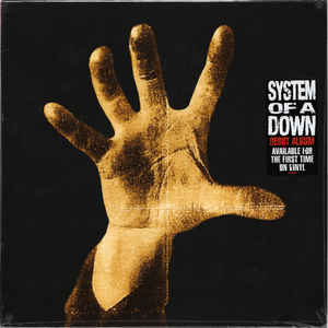 SYSTEM OF A DOWN – SYSTEM OF A DOWN (LP)