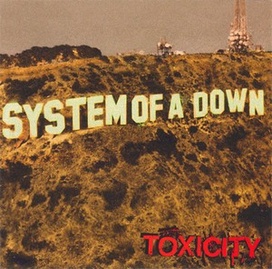 SYSTEM OF A DOWN – TOXICITY (LP)