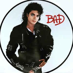 JACKSON, MICHAEL – BAD (LP)