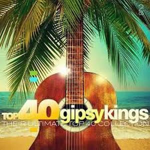 GIPSY KINGS – TOP 40 – GIPSY KINGS (2xCD)