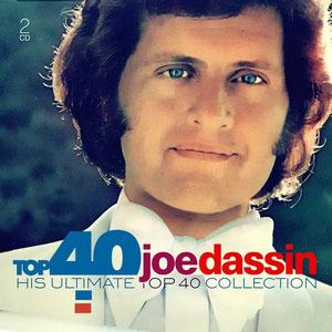 DASSIN, JOE – TOP 40 – JOE DASSIN (2xCD)