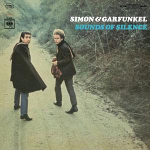SIMON & GARFUNKEL – SOUNDS OF SILENCE (LP)