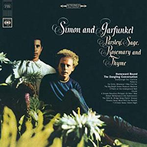SIMON & GARFUNKEL – PARSLEY, SAGE, ROSEMARY AND THYME (LP)