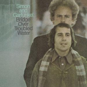 SIMON & GARFUNKEL – BRIDGE OVER TROUBLED WATER (LP)