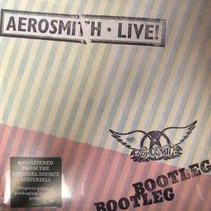 AEROSMITH – LIVE! BOOTLEG (2xLP)