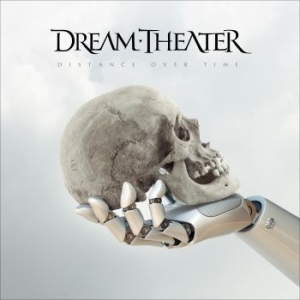 DREAM THEATER – DISTANCE OVER TIME (CD)