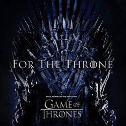 V/A – FOR THE THRONE (CD)