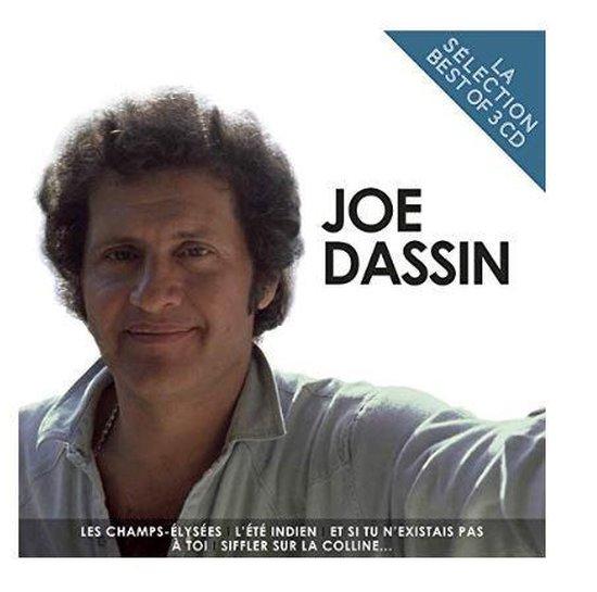 DASSIN, JOE – LA SELECTION (3xCD)