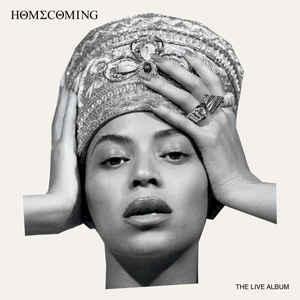 BEYONCÉ – HOMECOMING: THE LIVE ALBUM (4xLP)