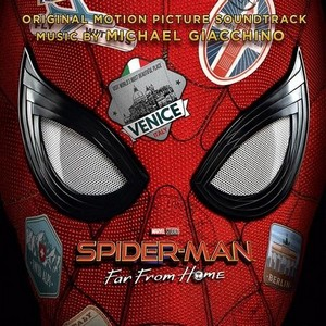 OST – SPIDER-MAN: FAR FROM HOME (LP)