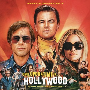 OST – QUENTIN TARANTINO'S ONCE UPON A TIME IN HOLLYWOOD (2xLP)