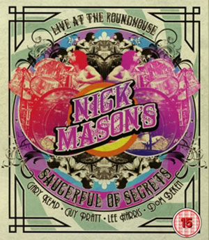 NICK MASON'S SAUCERFUL OF – LIVE AT THE ROUNDHOUSE (BLRY)