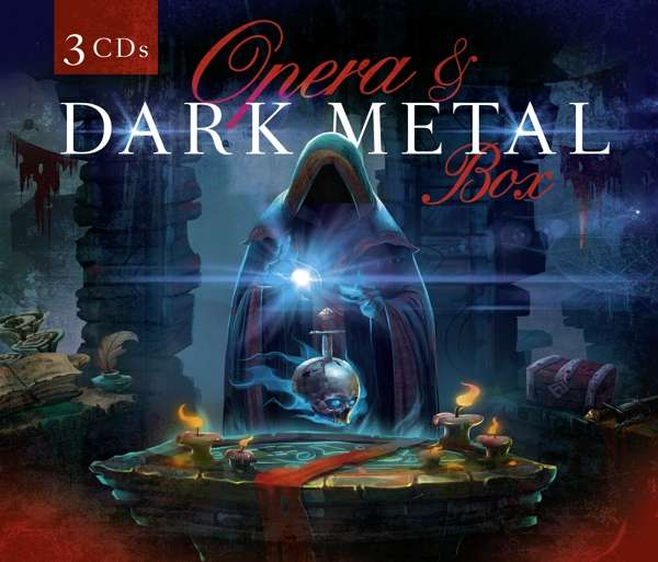VARIOUS ARTISTS – OPERA & DARK METAL (3xCD)