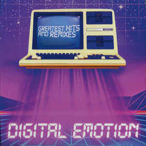 DIGITAL EMOTION – GREATEST HIS & REMIXES (2xCD)