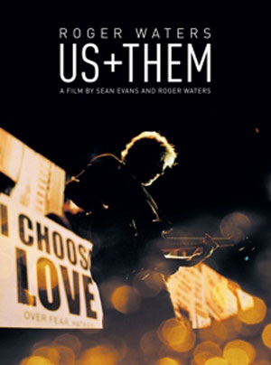 WATERS, ROGER – US + THEM (DVD)