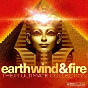 EARTH, WIND & FIRE – THEIR ULTIMATE COLLECTION (LP)