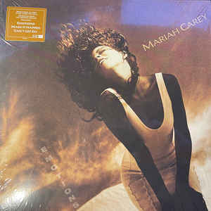 CAREY, MARIAH – EMOTIONS (LP)