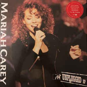 CAREY, MARIAH – MTV UNPLUGGED -REISSUE- (LP)